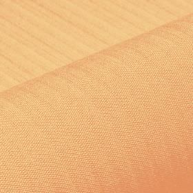 Lavina - Orange Beige (14) - Blush pink and bright apricot colours combined in a fabric containing a polyester and Trevira CS blend