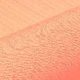 Lavina - Pink (15) - Polyester and Trevira CS blend fabric made in light rose pink, featuring a slight yellow tinge