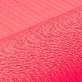 Lavina - Pink (17) - Bright strawberry pink coloured fabric made from 49% polyester and 51% Trevira CS