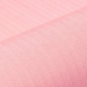 Lavina - Pink (27) - Pale pink coloured polyester and Trevira CS blend fabric featuring a few subtle but equally spaced lines
