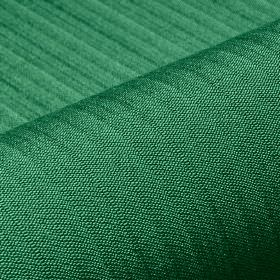 Lavina - Green (30) - Fabric blended from polyester and Trevira CS with a bright emerald green colour