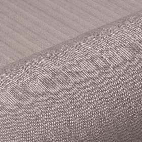 Lavina - Grey (44) - Fabric patterned with very subtle lines in a pale grey blend of polyester and Trevira CS with a subtle lilac tinge