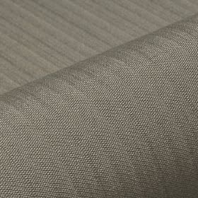 Lavina - Grey (45) - Polyester and Trevira CS blended together into a mid-grey coloured fabric with a subtle line pattern and a hint of crea