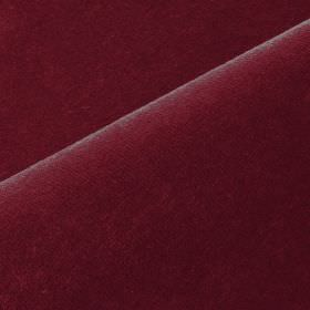 Scala - Brown (47) - Indulgent fabric made from very deep maroon coloured cotton and polynosic