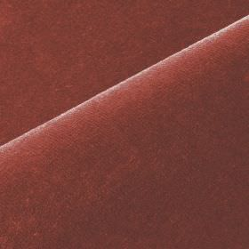 Scala - Pink8 - Warm brown coloured fabric made from cotton and polynosic with a very slight reddish tinge
