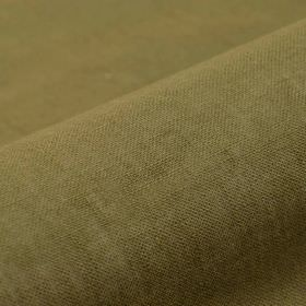 Linne - Brown (4) - Wicker coloured 100% linen fabric