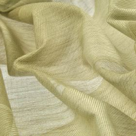 Borre CS - Beige (3) - Fabric made from 100% Trevira CS in light green-cream and grey colours
