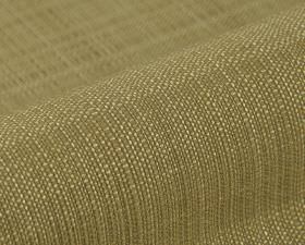 Denver - Brown (2) - Grey-green and cream coloured threads woven together into a 100% Trevira CS fabric
