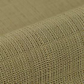 Denver - Beige3 - Cream and dark brown coloured threads woven into a fabric made from 100% Trevira CS
