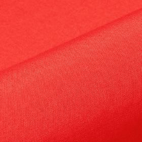 Bandaro - Red (3) - Fabric made from 100% Trevira CS in a very bright shade of tomato red