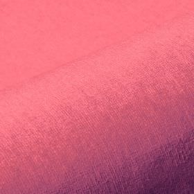 Trevira CS Velours - Pink2 - Cerise coloured fabric made from 100% Trevira CS with a slight purple tinge
