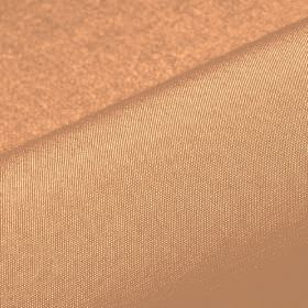 Bandaro - Beige (87) - Fabric made from 100% Trevira CS using threads in orange-brown and creamy yellow colours