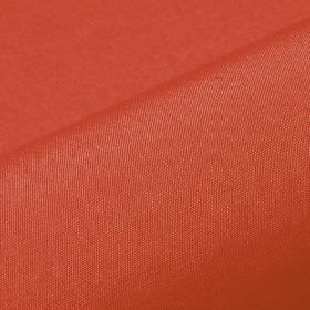 Bandaro - Orange (89) - Unpatterned fabric made from fiery orange-red coloured 100% Trevira CS