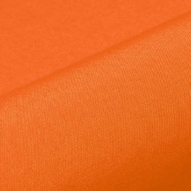 Bandaro - Orange (92) - Fabric made from very bright orange coloured, unpatterned 100% Trevira CS