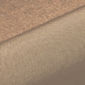 Bandaro - Grey (97) - Fabric made from 100% Trevira CS combining light brown and cream colours