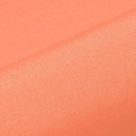 Banda - Orange Pink (2) - Plain fabric made from coral coloured 100% Trevira CS