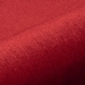 Trevira CS Velours - Pink Red (3919) - Scarlet coloured plain fabric made from 100% Trevira CS