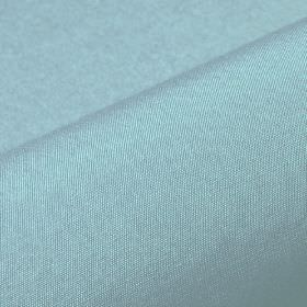 Banda - Blue3 - Plain 100% Trevira CS fabric made in aqua blue, covered with a subtle hint of light grey