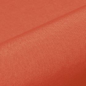 Banda - Orange3 - Unpatterned light red-orange coloured fabric made with a 100% Trevira CS content
