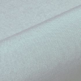 Banda - Blue (40) - Plain fabric made entirely from very pale blue-grey coloured Trevira CS