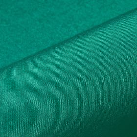Banda - Green2 - Emerald green coloured 100% Trevira CS made with no pattern but a slight grey tinge