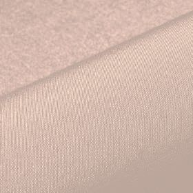 Banda - Grey - 100% Trevira CS fabric made from an unpatterned combination of pale shades of cream and pink