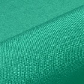 Banda - Green3 - Turquoise coloured fabric made from unpatterned 100% Trevira CS