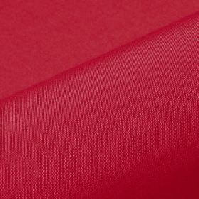 Banda - Red4 - 100% Trevira CS fabric made in a plain, rich raspberry red colour