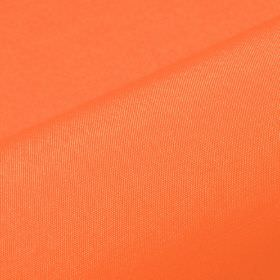 Banda - Orange (82) - Bright orange coloured fabric made from plain, unpatterned 100% Trevira CS