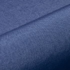 Banda - Blue (85) - Denim blue and thin white coloured threads woven together into a plain 100% Trevira CS fabric