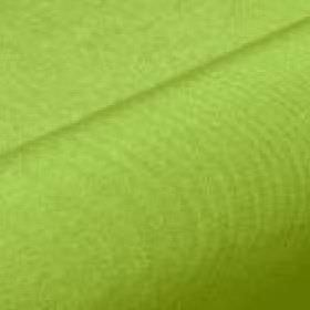 Banda - Green5 - Unpatterned 100% Trevira CS fabric made in a very bright citrus green colour