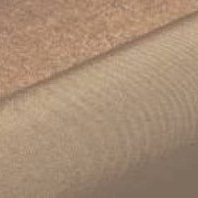 Banda - Brown (97) - Plain fabric made using a combination of light brown and grey colours from 100% Trevira CS