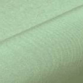 Banda - Green (6) - Unpatterned pale green coloured fabric with a 100% Trevira CS content