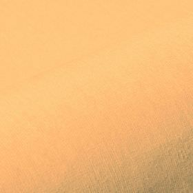 Trevira CS Velours - Beige Yellow - Orange-honey coloured fabric made from 100% Trevira CS