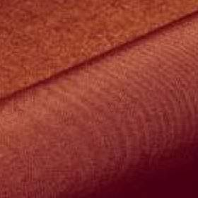 Banda - Brown4 - Rich red-gold coloured unpatterned 100% Trevira CS fabric
