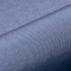 Banda - Blue (50) - 100% Trevira CS fabric made in a plain dusky blue colour with a very subtle hint of lilac