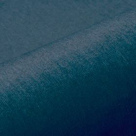 Trevira CS Velours - Blue (5230) - Deep marine blue coloured fabric made entirely from unpatterned Trevira CS