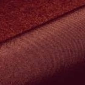 Banda - Brown - Luxurious blood red and gold shades combined to create a plain, unpatterned 100% Trevira CS fabric