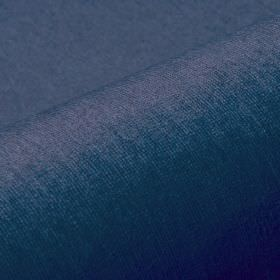 Trevira CS Velours - Blue (5438) - Plain fabric made from 100% Trevira CS in a dark shade of navy blue