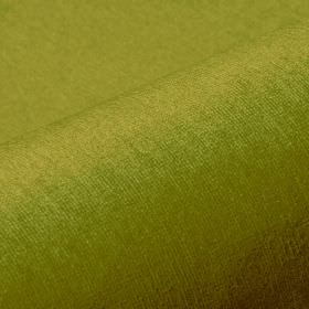 Trevira CS Velours - Green (6500) - Unpatterned fabric made from 100% Trevira CS in kiwi green