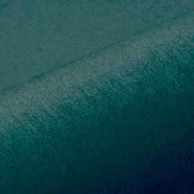 Trevira CS Velours - Green (6710) - Dark teal coloured fabric made from 100% Trevira CS