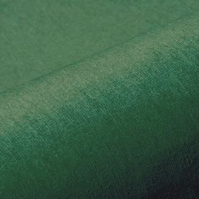 Trevira CS Velours - Green (6911) - Emerald green coloured fabric made entirely from Trevira CS with no pattern
