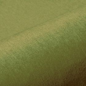 Trevira CS Velours - Green (7350) - Kiwi green coloured plain fabric with a 100% Trevira CS content