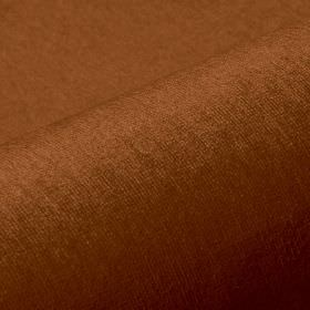 Trevira CS Velours - Brown2 - Plain 100% Trevira CS fabric made in a colour that's a blend of copper and chocolate brown tones