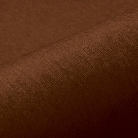 Trevira CS Velours - Brown (8586) - Chestnut brown coloured 100% Trevira CS fabric