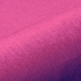 Trevira CS Velours - Pink (9411) - Hot pink coloured fabric made from 100% Trevira CS