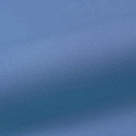 Black - Blue (16) - Plain fabric made from cobalt blue coloured 100% polyester FR