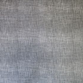 Weave - Steel - Fabric made from a linen cotton union in iron grey which has been flecked with white