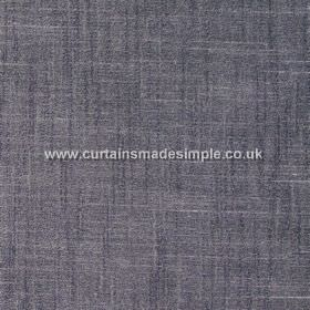 Terracota - 04 - Dark blue-grey fabric featuring a few light streaks, made from a blend of cotton and polyester