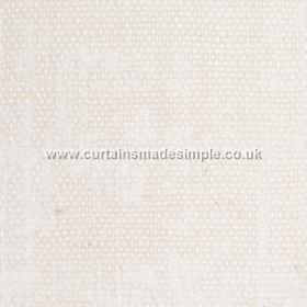 Jarapa - 07 - Very subtle pale grey set over a pale beige and white polka dot fabric made from linen, jute and cotton